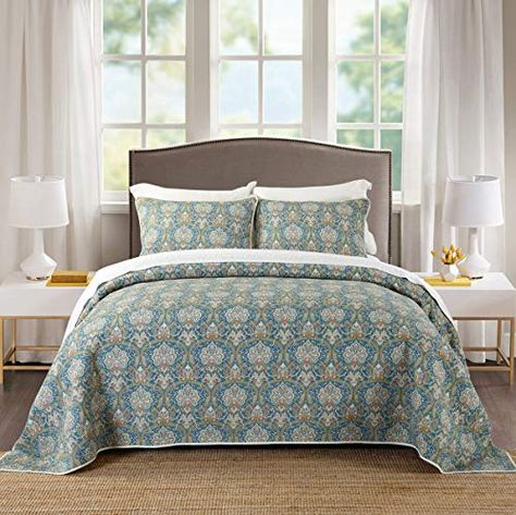 Kaiang Egyptian Cotton Quilt Set European Classical Floral