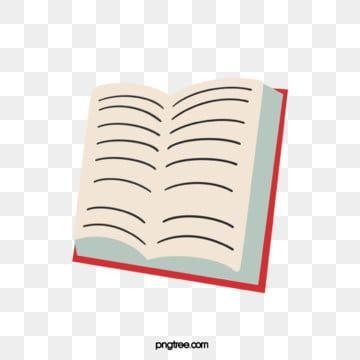كتاب كتاب مفتوح كتاب كتب القرطاسية الكرتون Png والمتجهات للتحميل مجانا Open Book Books Notebook