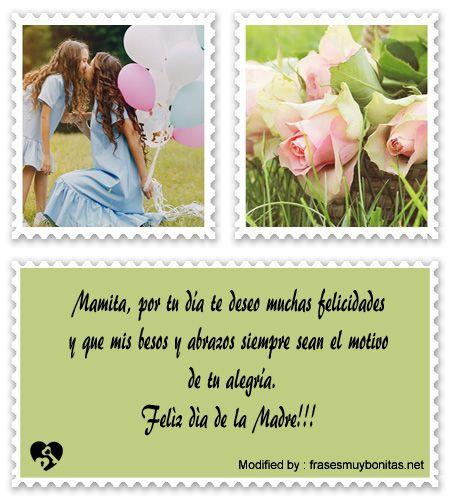 Pin En Mensajes Dia De La Madre