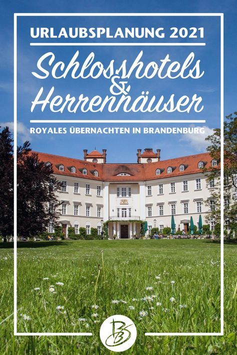 41 Besondere Unterkünfte in Brandenburg-Ideen in 2021 ...