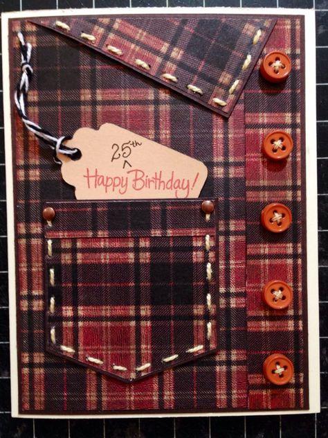 Birthday+card+for+my+son - Scrapbook.com