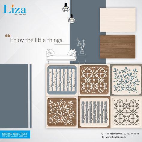 Millennium Tiles 250x375mm Digital Wall Tile Series