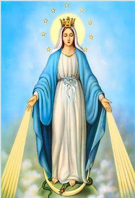 Pan Para El Espíritu Consagración Al Inmaculado Corazón De María Inmaculada Inmaculada Concepcion Inmaculado Corazon De Maria