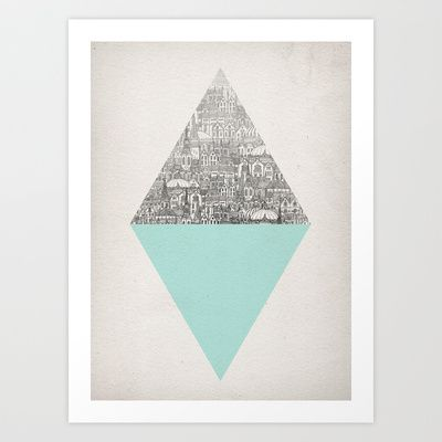 Diamond+Art+Print+by+David+Fleck+-+$18.00