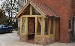 Image Result For Modern Enclosed Oak Frame Porch Porch Porch
