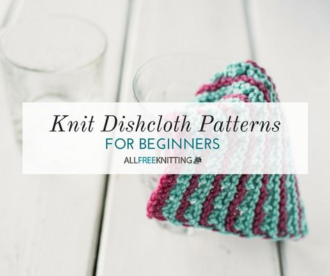 102 best Free Beginner Knitting Patterns images on Pinterest | Free ...