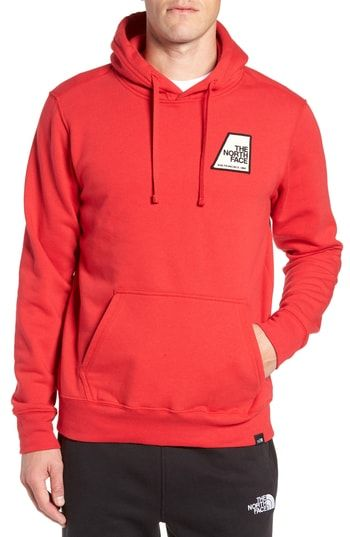 90d0d3e5b THE NORTH FACE NORTH FACE LOGO PATCH PULLOVER HOODIE. #thenorthface ...