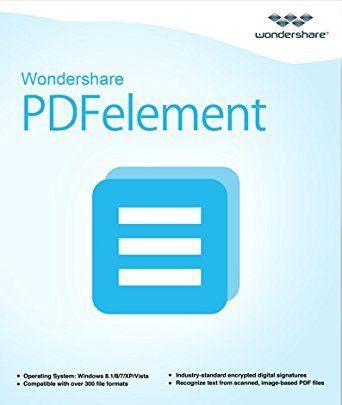 Wondershare PDFelement 6 8 4 Crack For Mac Full Free