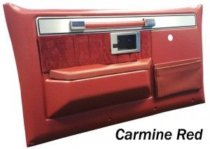 1981 87 Fullsize Chevy Truck Silverado Door Panels Chevy Trucks Chevy Trucks Silverado Truck Interior