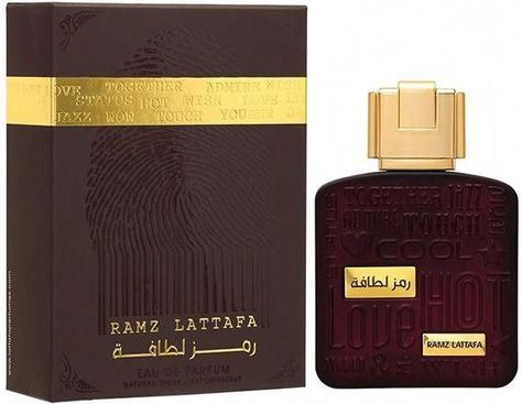 Souq Ramz Lattafa Gold Unisex Perfume By Lattafa Eau De Parfum
