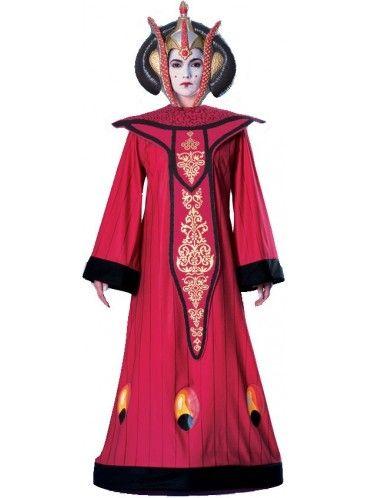 Deluxe Koningin Padme Admidala kostuum