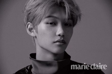 Stray Kids' Felix And I.N Talk About Music, How Their Relationship Has Changed, And Lee Min Ho, Rapper, Felix Stray Kids, Kid Memes, Lee Know, Fandom, Marie Claire, K Idols, Freckles