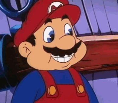 Super Mario Brothers Super Show Mario Luigi Super