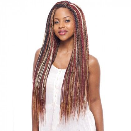 Vanessa Synthetic Kalontress Pre Stretched Braid Ezhair 54