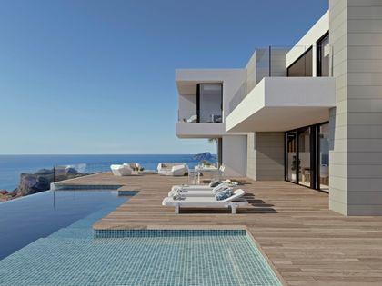 Neubau Villa Mit Blick Auf Das Meer In 2020 Villa Immobilien Scout Haus
