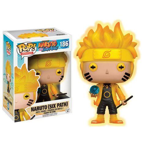 Figurine Pop Naruto Six Path Avec Images Figurine Pop