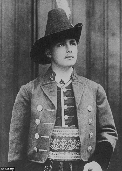 Otto Von Habsburg became Crown Prince when his father Charles 1 was crowned emperor in 1916. He became head of the House of Habsburg at the age of nine when his father died