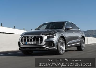 Take A Look At The 2020 V8 Engine Audi Sq8 Suv Twin Turbo In 2020 Audi Twin Turbo Used Audi