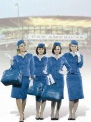 Pan Am Embarquement Immédiat Dans Les Vols De La Compagnie Aérienne La Plus Glamour Des Années 60 La Pan American Pan Am Stewardess Pan Am Vintage Airlines