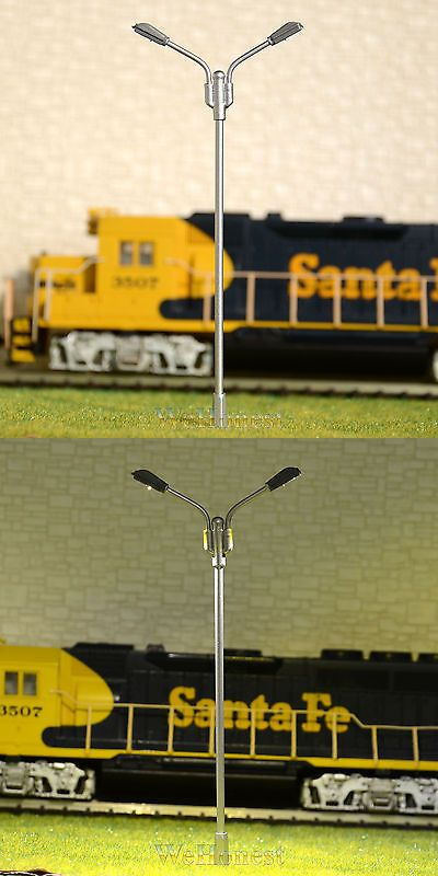 Lamps and Lights 180317: 10 X Oo Ho Scale Model Railroad