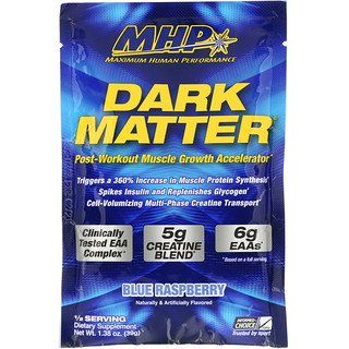 Mhp Dark Matter Post Workout Muscle Growth Accelerator Blue Raspberry 1 38 Oz 39 G Discontinued Item Whey Protein Vanilla Ice Cream Whey Protein Powder