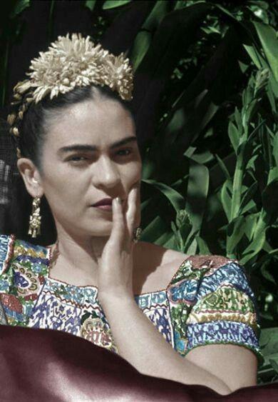 #Frida #Kahlo #icons