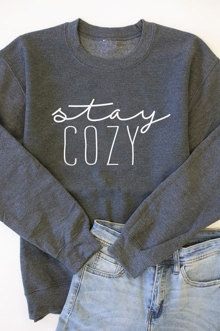 Diy Sweatshirt, Diy Shirt, Graphic Sweatshirt, Simple Shirts, Cute Shirts, Graphic Shirts, Graphic Sweaters, Fall Shirts, Online Boutiques