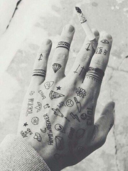 33 Small Meaningful Finger Tattoos Ideas Page 16 Of 86