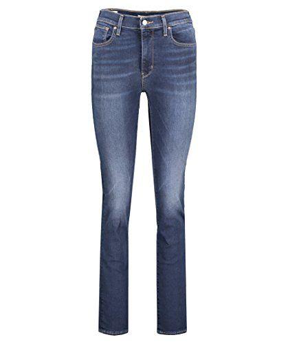 genießen Sie besten Preis Kaufen Sie Authentic Für Original auswählen Levis Damen Jeans 724 HIGH Rise Straight 18883-0009 ...