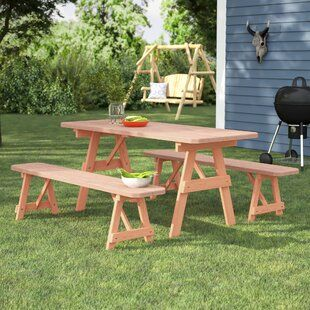 Freeport Park Arturopicnic Table Wooden Picnic Tables Metal Picnic Tables Plastic Picnic Tables