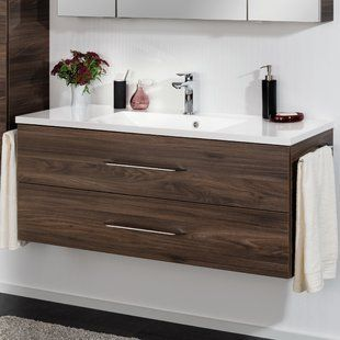 A Vanity Unit For A Classy Bathroom In Your Home Vanity Units Wall Mounted Vanity Double Basin Vanity Unit