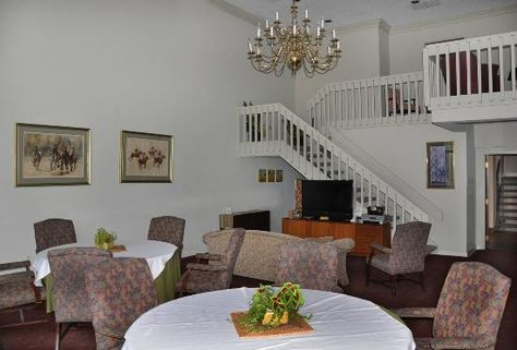 The Executive Meeting Room at The Guest House