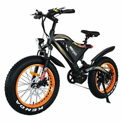 Details About Addmotor Motan M 80 Electric Commute Bicycle 500w 20 Dual Suspension Mini Ebike In 2020 With Images Electric Bicycle Electric Bike Bike