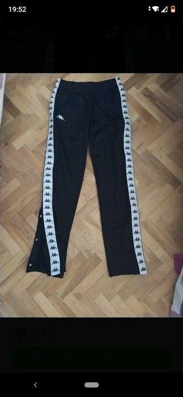 Chandal De Kappa Muy Comodo Usado Una Vez Lo Vendo Porque Me Queda Pequeno Chandal Moda Pantalones