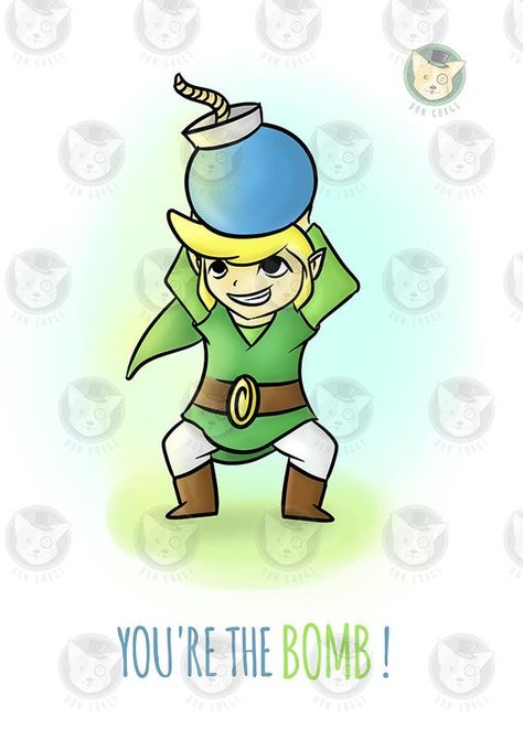 List Of Pinterest Legend Of Zelda Birthday Card Etsy Pictures