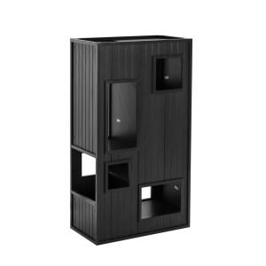 Trixie 70 75 In X 38 5 In X 70 75 In Wooden Outdoor Cat House 44110 The Home Depot In 2021 Cat Play Tower Outdoor Cat House Cat Playing