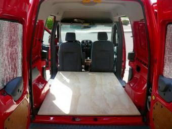 Converting A Ford Transit Connect Ford Transit Ford Transit