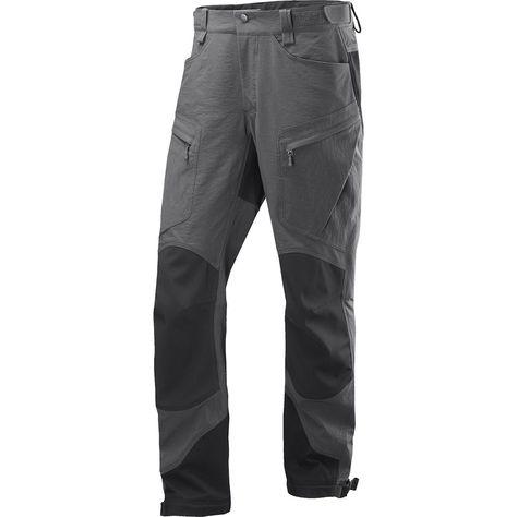 Haglofs Rugged Mountain Pant Men S Walking Trousers Mens Winter Fashion Outfits Mens Pants