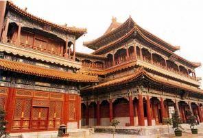 Asian Temple Architecture