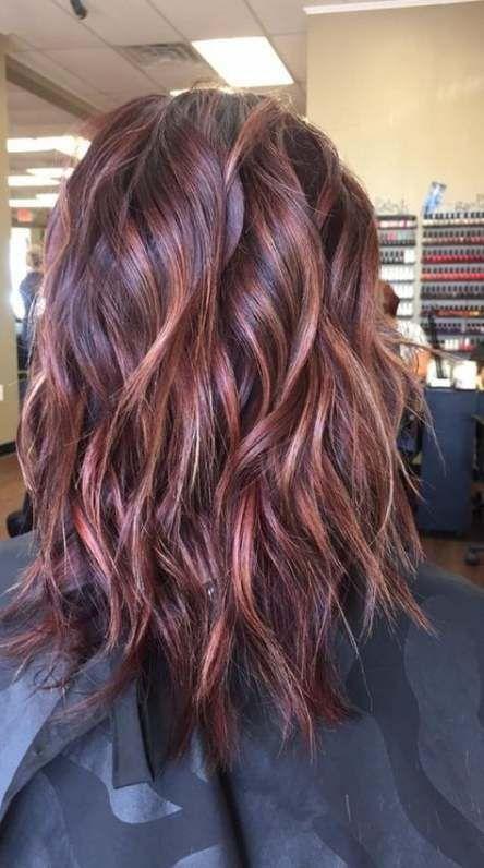 Haarfarbe Kastanienbraun Rotgold 37 Ideen Hair Color Auburn