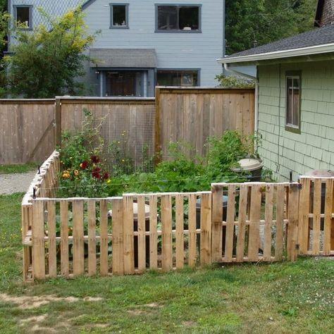 11 Idees Pour L Application Des Palettes En Bois Dans Le Jardin