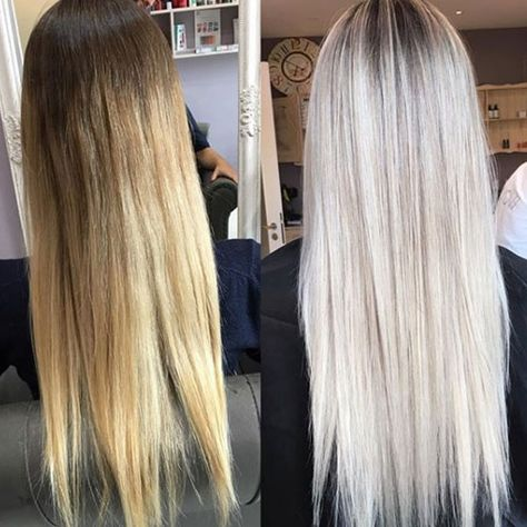 How Long Should You Leave Toner In Your Hair How To Apply It Correctly Toner For Bleached Hair Toner For Blonde Hair Blonde Toner