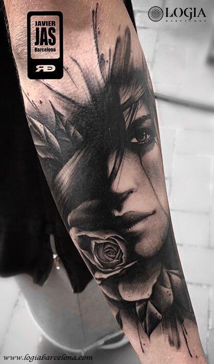 Tatuajes En La Cara Mujer