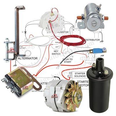 7 best 6 volt to 12 volt conversion kits ideas | american classics, buick,  chrysler  pinterest