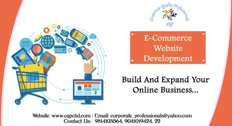 Corporate Quality Professionals is the e-commerce website development company in Chandigarh, Mohali and Panchkula. We build, and expand your online business. for more details visit www.cqpchd.com Call Now:-9814105564 #webdesign #design #graphicdesign #website #webdevelopment #webdesigner #marketing #socialmedia #digitalmarketing #branding #websitedesign #webdeveloper #seo #business #logo #wordpress #designer #socialmediamarketing #creative #html #css #ecommerce #coding