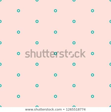 Vector Minimalist Geometric Seamless Pattern Light Pink And