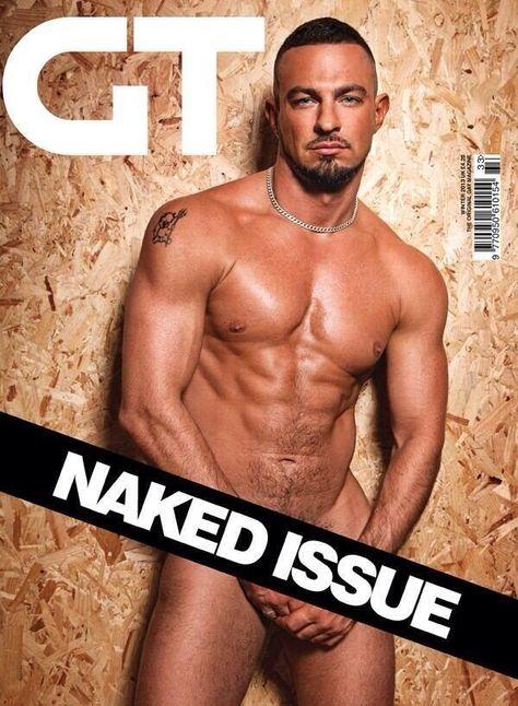 Gay Times Naked Issue: Robin Windsor www.gtdigi.co.uk