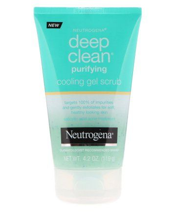 These Tingly Cooling Face Washes Will Wake You Up Asap