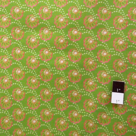 Erin McMorris HDEM02 Summersault Ping Pong Midnight Home Dec Fabric By Yd