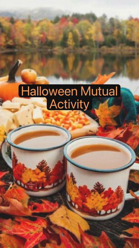 Halloween Mutual  Activity